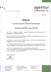 Agentur Hohenlohe